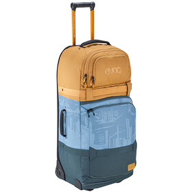EVOC World Traveller Reisbagage 125l bont